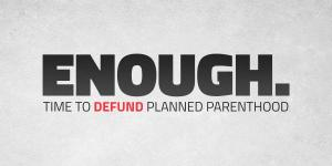 Defund Planned Parenthood