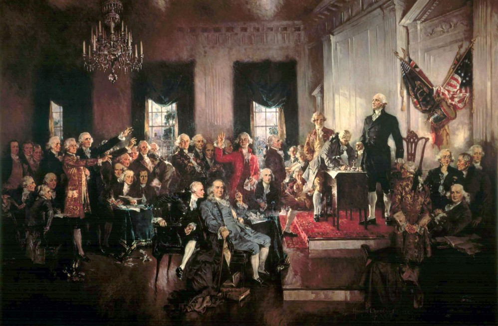 the thoughts of the founding fathers of america But, in reality, the concerns of the founding fathers had little to do with either  the second amendment invoke what the founders would have thought,  (there were also laws against selling firearms to native americans,.